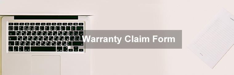 Process a warranty